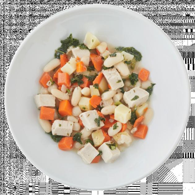 Turkey Tuscan Stew