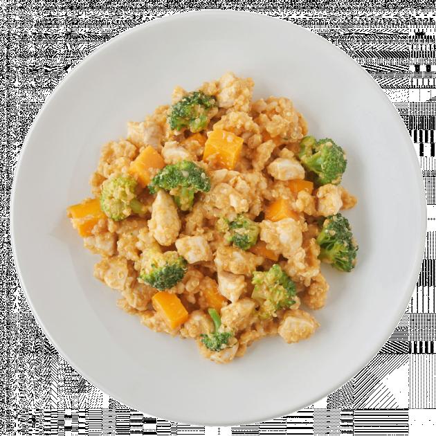 Chicken & Veggie Grain Bowl